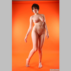 Asian-Hope-Orange-Background-from-avErotica
