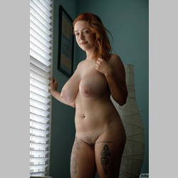 Hairy-Redhead-Kelsey-Berneray-Big-Natural-Tits-Pierced-Nipples-Tattoo-from-Zishy-1.jpg