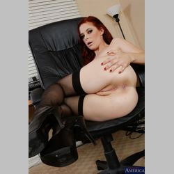 Redhead-Secretary-Penny-Pax-with-Big-Natural-Tits-Wearing-Red-Lingerie-in-Office-1.jpg