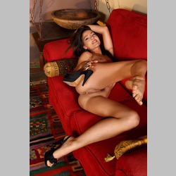 Skinny-Lorena-Garcia-with-Small-Tits-Black-Heels-Red-Couch-from-MetArt-1.jpg